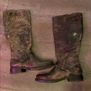 Veronica slouch tall boot - Frye 5.5
